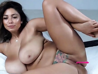 Busty latin bbw got screwed too hard in the ass